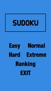 Sudoku Free Puzzle