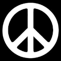 3D Peace Symbol Live Wallpaper icon