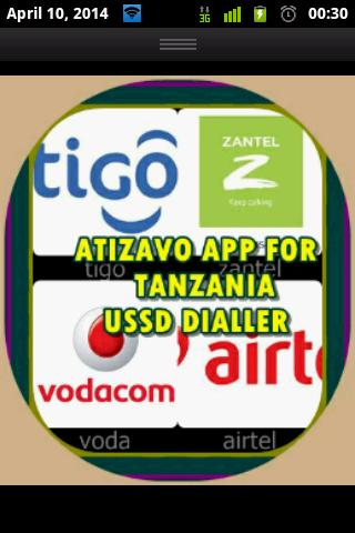 ATIZAVO TANZANIA USSD DIALLER