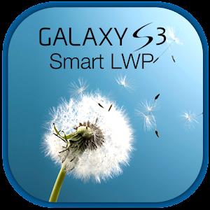 Galaxy S3 Smart LWP 程式庫與試用程式 App LOGO-APP試玩