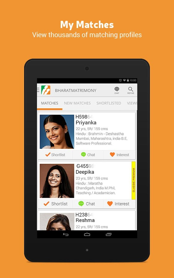 TamilMatrimony® - The No. 1 choice of Tamils - Apps on ...