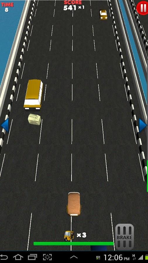 Keke On The Run- screenshot