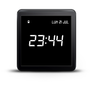 Digital Watchface for Wear - screenshot thumbnail
