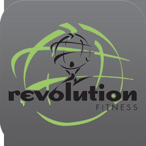 Revolution Fitness 健康 LOGO-阿達玩APP