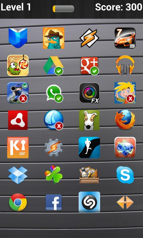 Apps Logo Quiz - screenshot