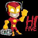 Hi Five Radio icon