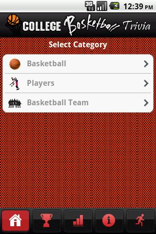 College Basketball Trivia