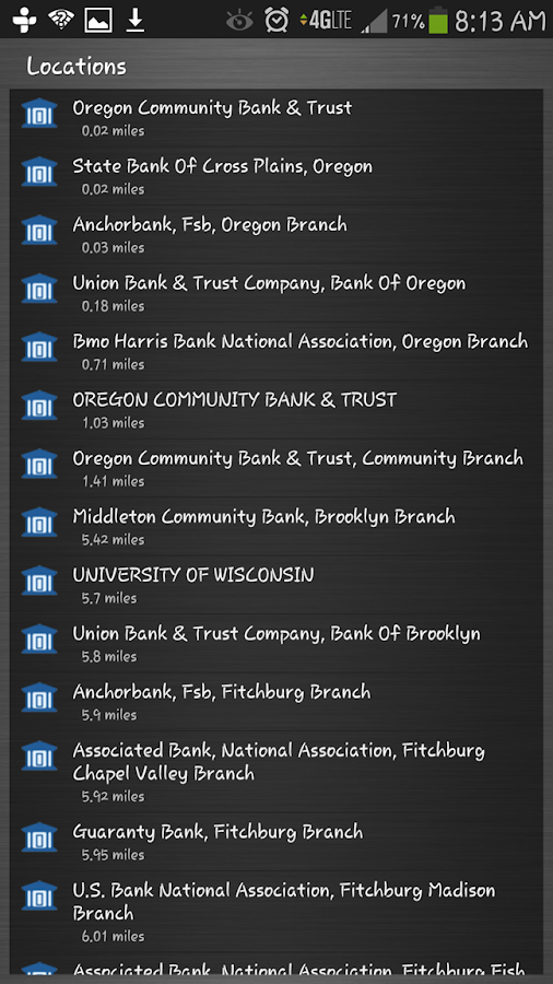 Oregon Community Bank - screenshot