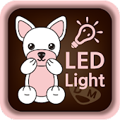 Pink Flash Light (LED Light)