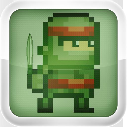 스케이팅 닌자 街機 App LOGO-APP試玩