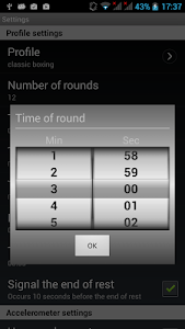 Boxing Interval Timer screenshot 6