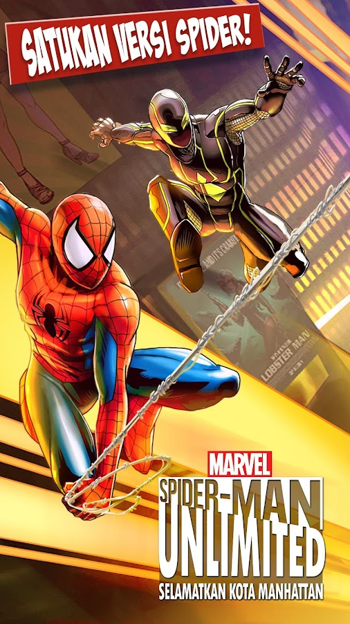 Spider-man unlimited Android apk
