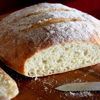 No Knead Artisan Bread.