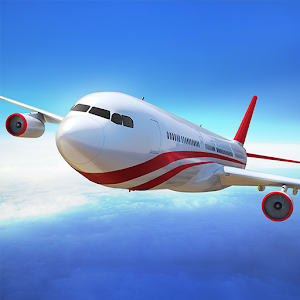 Flight Pilot Simulator 3D Mod Apk