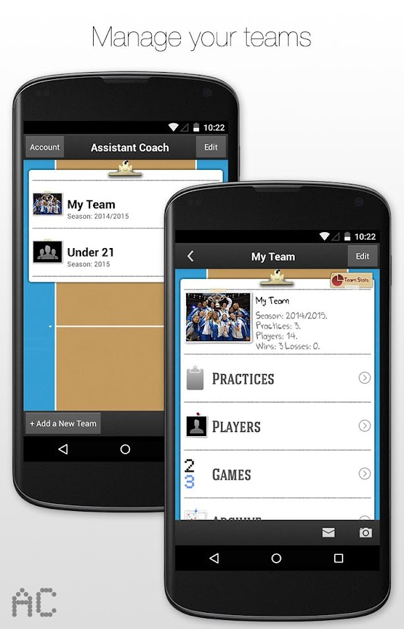 Assistant Coach Volleyball- screenshot