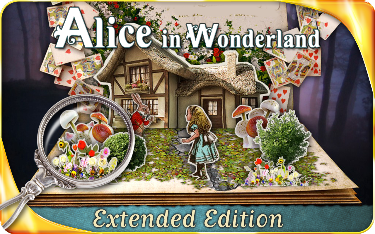 Alice in Wonderland HD (FULL)- screenshot