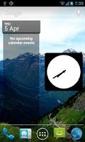 Screenshot of Your Picture Clock Widget Lite