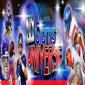 NY GIANTS UNIVERSE logo