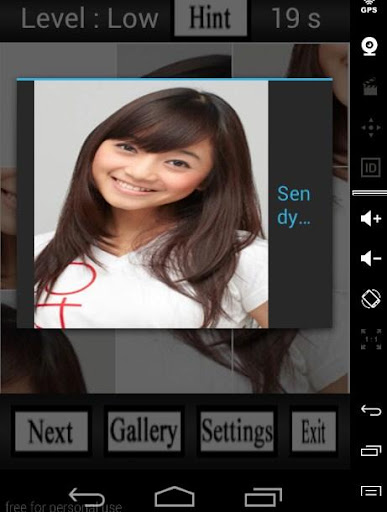 玩解謎App|Sendy JKT48 Puzzle Game免費|APP試玩