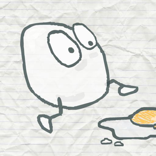 Jumpy Egg LOGO-APP點子