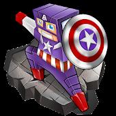 Captain Soldier American Hero