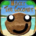 Macky The Coconut Lite logo