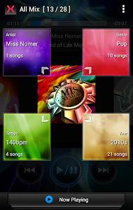 MIXTRAX App v1.0.5
