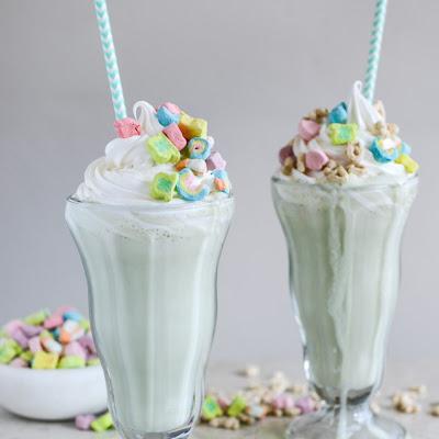 Spiked Do-si-do Milkshake Recipes — Dishmaps