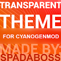 Transparent Orange -CM13 Theme icon
