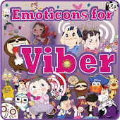 Emoticons for Viber