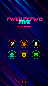 Neonex - Icon Pack v1.5