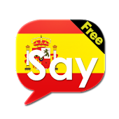 Say Spanish Free (Learn&Speak)