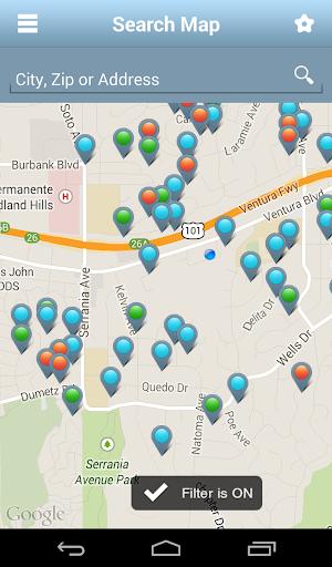 So. California MLS Homes