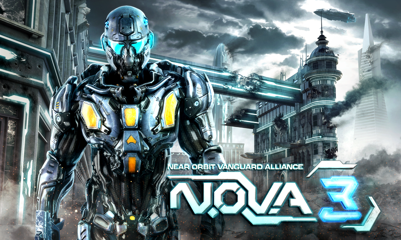 N.O.V.A. 3 - Near Orbit... screenshot #20