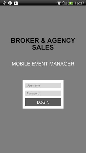 Broker Agency Sales