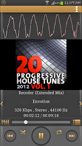 Aux Music Player(Pro) v1.12