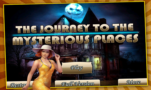 The Mysteries Places