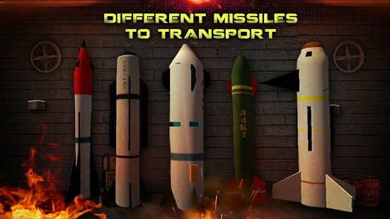 Bomb Transport 3D- screenshot thumbnail