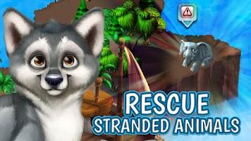 Screenshot of Animal Voyage:Island Adventure