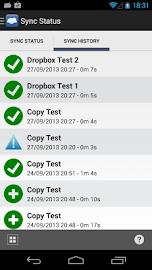 FolderSync Screenshot 7