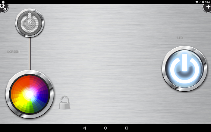 FlashLight HD LED Pro- screenshot