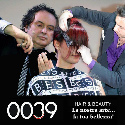 0039  Hair&Beauty 健康 App LOGO-硬是要APP