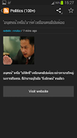 Screenshot of Thailand News
