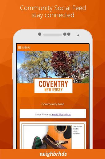 Coventry NJ