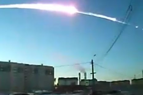 Meteorit Chelyabinsk SecretUFO - screenshot thumbnail