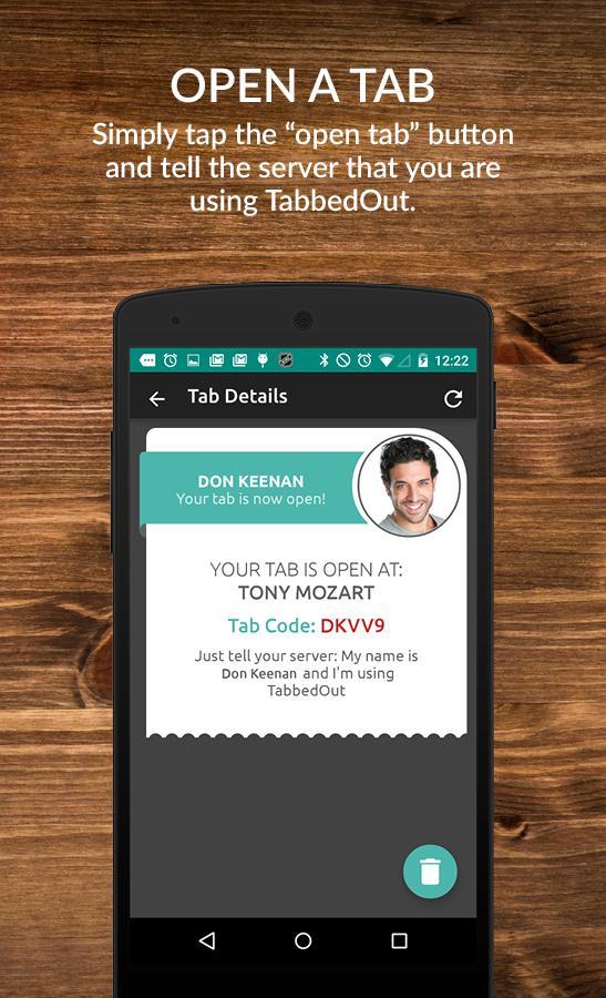 TabbedOut - screenshot