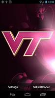 Screenshot of Virginia Tech Hokie LWP & Tone