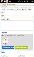 Screenshot of QXL.dk