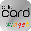 à la card Widget icon