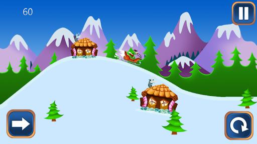 冬季雪橇冒险